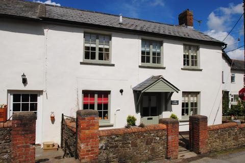 3 bedroom semi-detached house for sale - Townsend Cottages, Chittlehampton