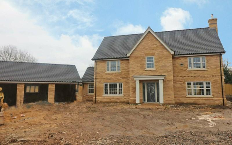 4 Bedrooms Detached House for sale in Station Road, Spooner Row, Wymondham