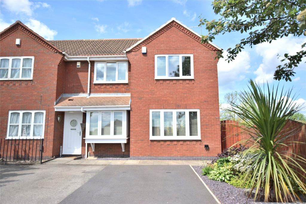 4 Bedrooms End Of Terrace House for sale in Springwell Village