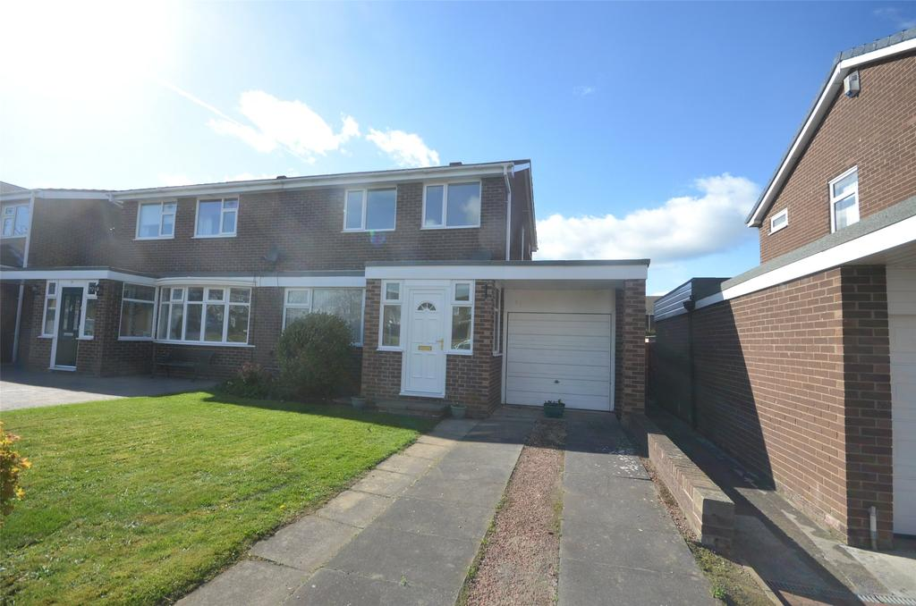 3 Bedrooms Semi Detached House for sale in Ouston