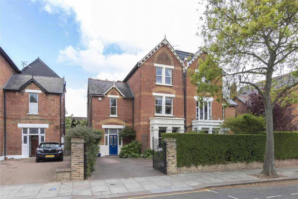 5 Bedrooms Semi Detached House for sale in Shaa Road, Acton, London