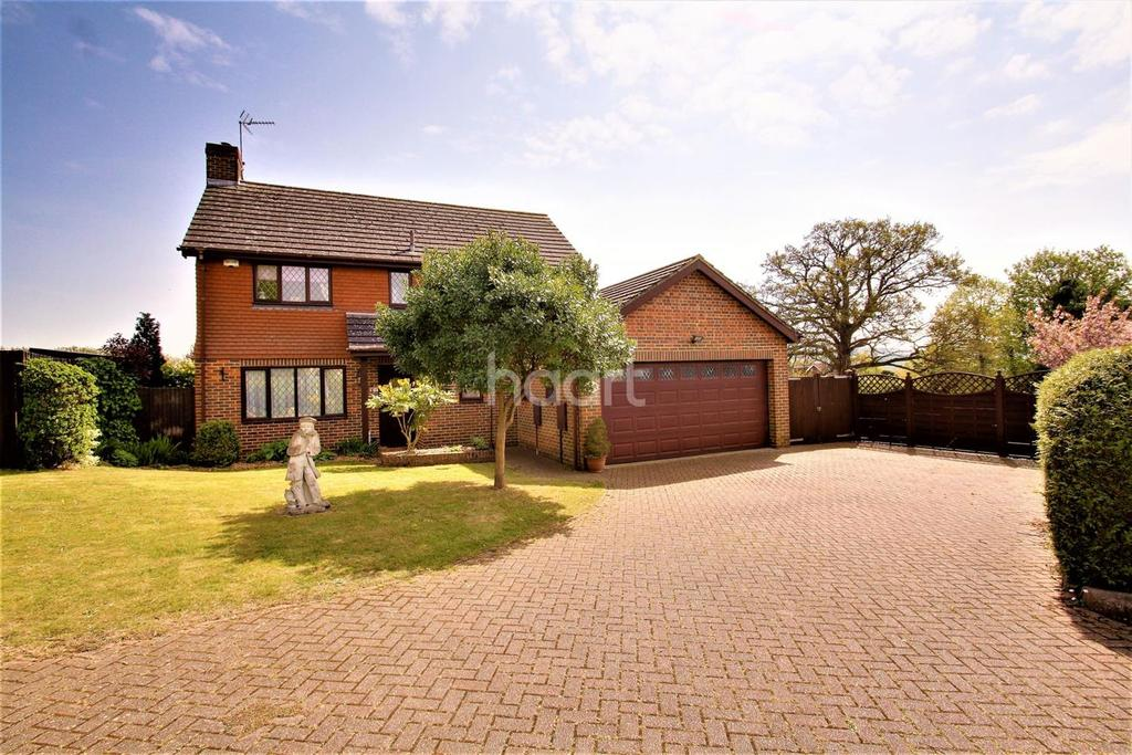 4 Bedrooms Detached House for sale in The Orpines, Wateringbury, ME18