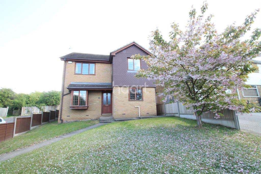 4 Bedrooms Detached House for sale in Seaside Avenue, Minster on Sea, Kent