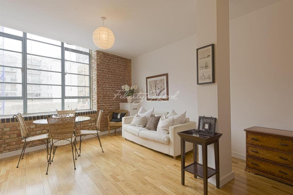 Studio Flat for sale in Boss House, Boss Street, SE1
