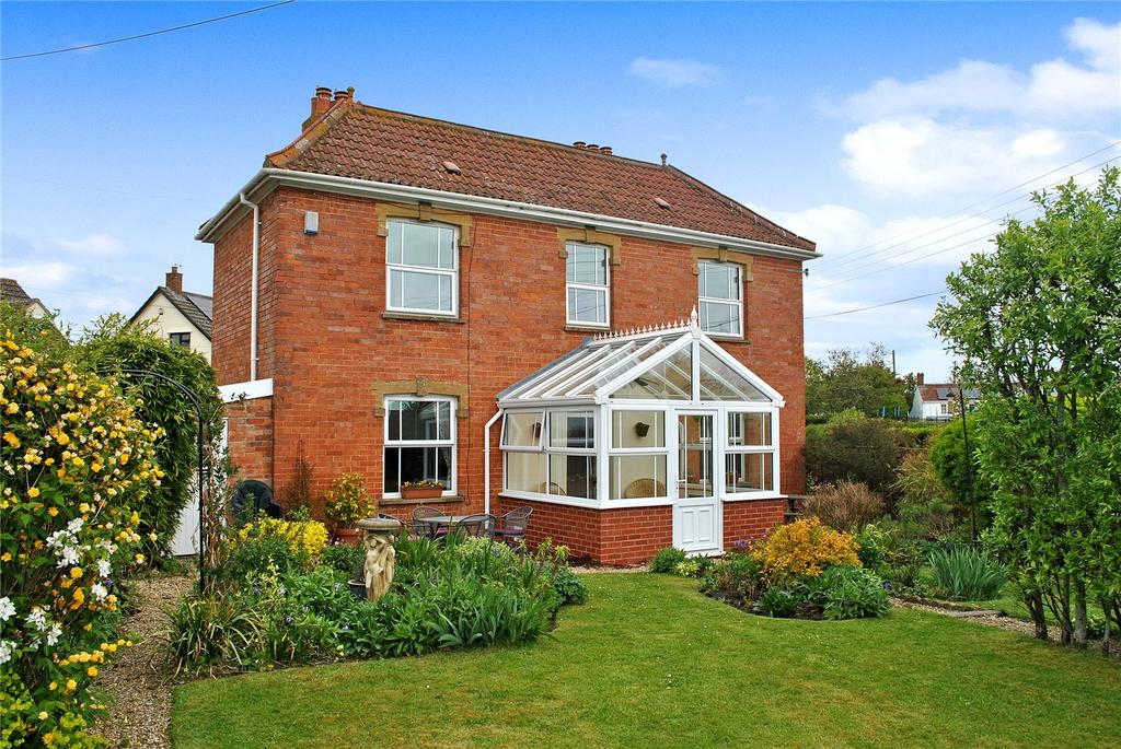 4 Bedrooms House for sale in Woodhill, Stoke St. Gregory, Taunton, Somerset, TA3