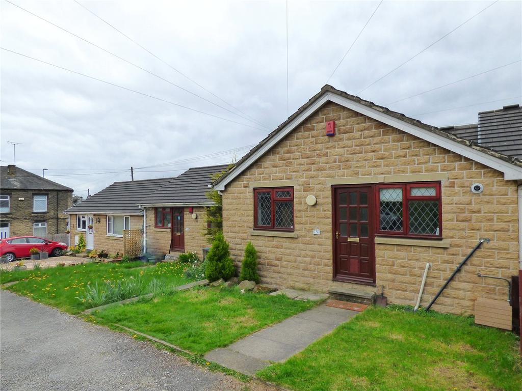 2 Bedrooms Retirement Property for sale in Lonsdale Terrace, Off Halifax Road, Liversedge, WF15