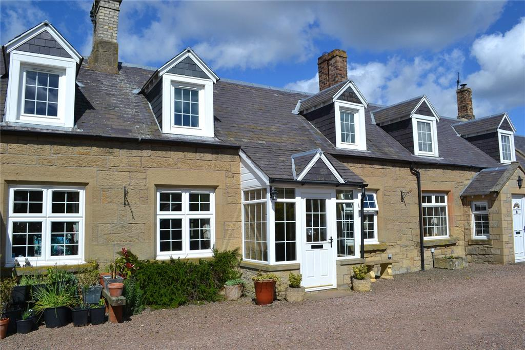2 Bedrooms Terraced House for sale in 2 Swinton Mill Cottage, Swinton, Coldstream, Berwickshire, Scottish Borders