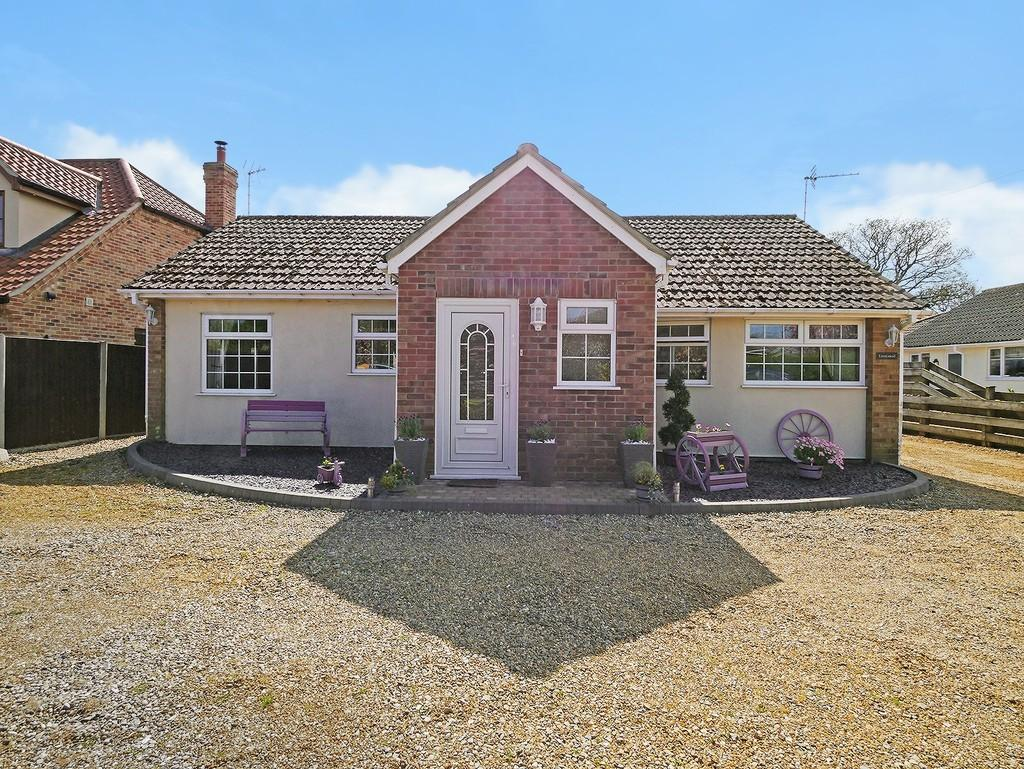 3 Bedrooms Detached Bungalow for sale in Lound Road, Blundeston, Lowestoft