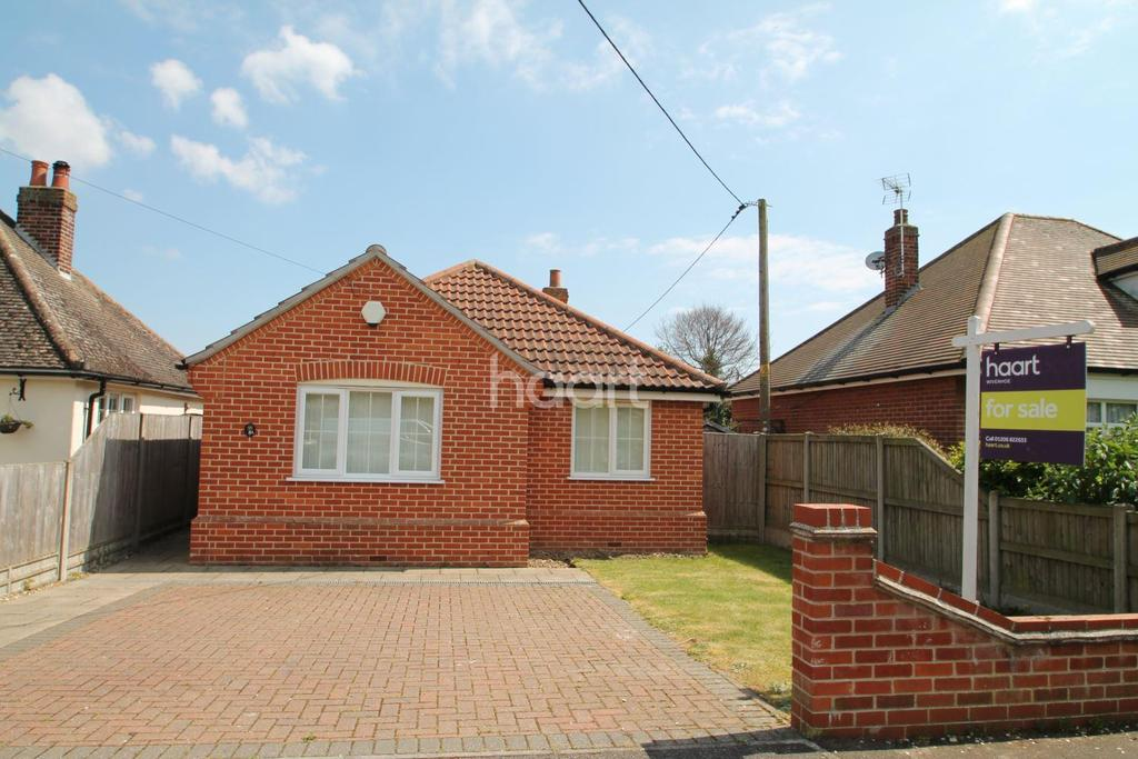 3 Bedrooms Bungalow for sale in Wivenhoe