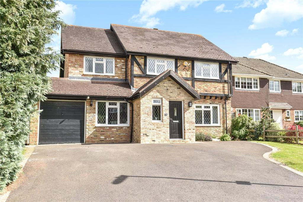 6 Bedrooms Detached House for sale in Tollway, Chineham, Basingstoke, Hampshire, RG24