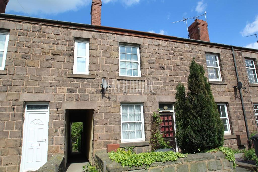2 Bedrooms Terraced House for sale in Wood Lane, Treeton