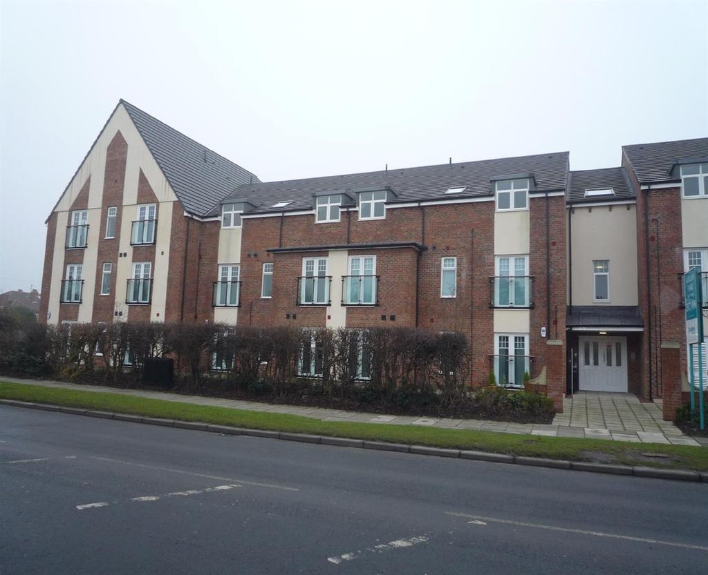 2 Bedrooms Apartment Flat for sale in Trueman Court, Acklam