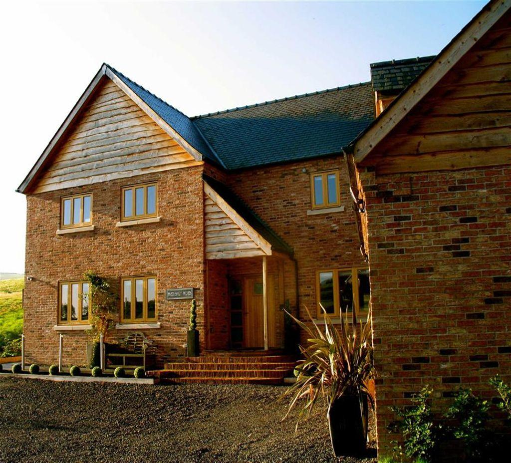 6 Bedrooms Detached House for sale in Madaket Mead, Y Fan, Llanidloes, Powys, SY18