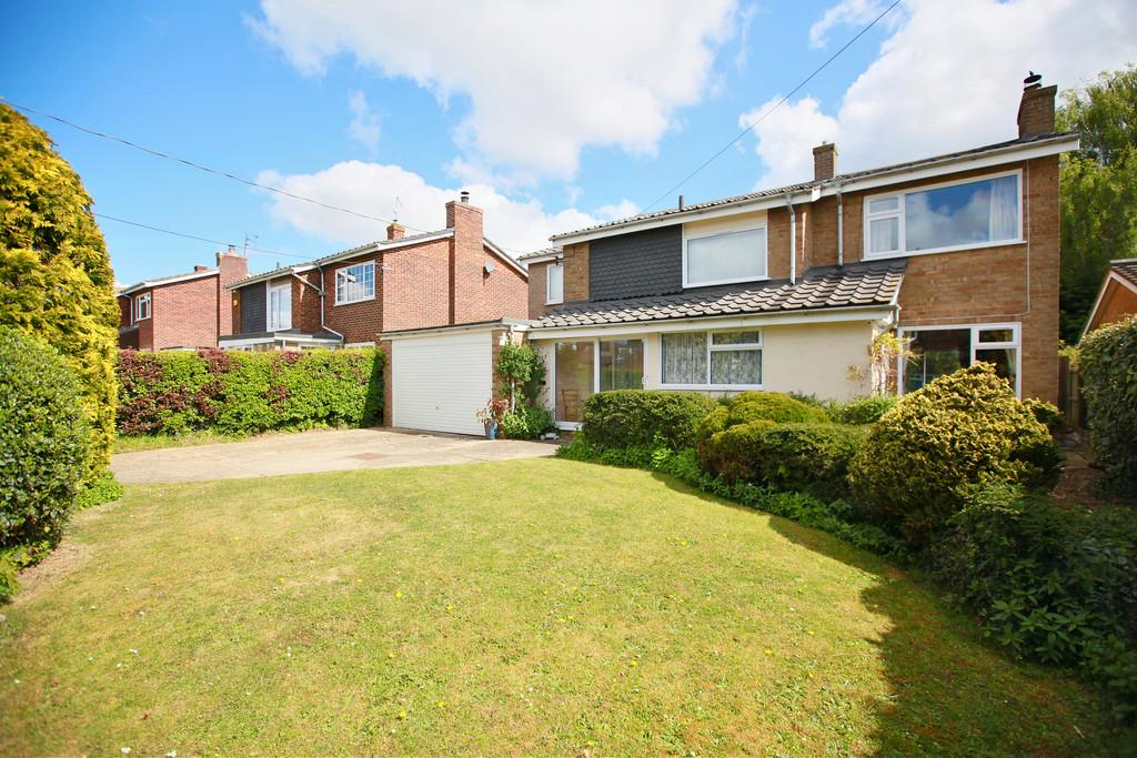 5 Bedrooms Detached House for sale in Chappel Road, Great Tey, West of Colchester