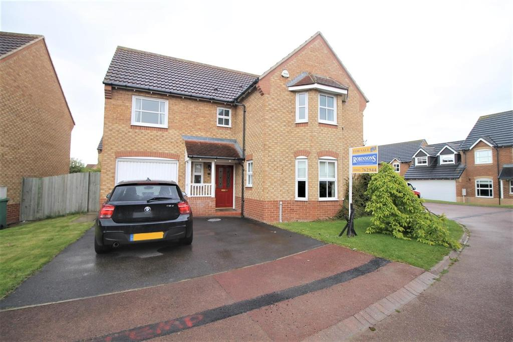 4 Bedrooms Detached House for sale in Homestead Garth Ingleby Barwick, Stockton-On-Tees