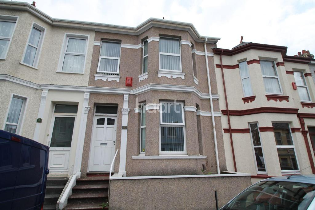 3 Bedrooms Terraced House for sale in Barton Avenue, Keyham