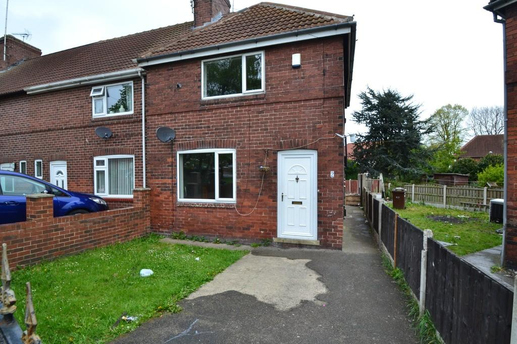 3 Bedrooms Terraced House for sale in Saxon Grove, South Kirkby, Pontefract, WF9