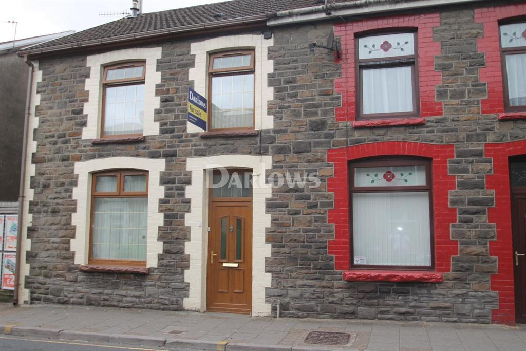 3 Bedrooms Terraced House for sale in Robert street, Ynysybwl