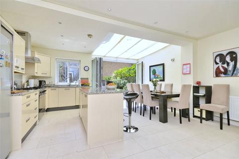 4 bedroom terraced house to rent - Warwick Avenue, Little Venice, London, W9