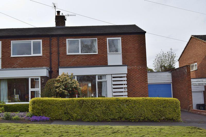 3 Bedrooms Semi Detached House for sale in Riding Mill