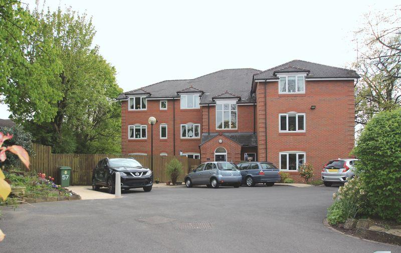 2 Bedrooms Apartment Flat for sale in The Beeches, Stockport Road, Romiley Village