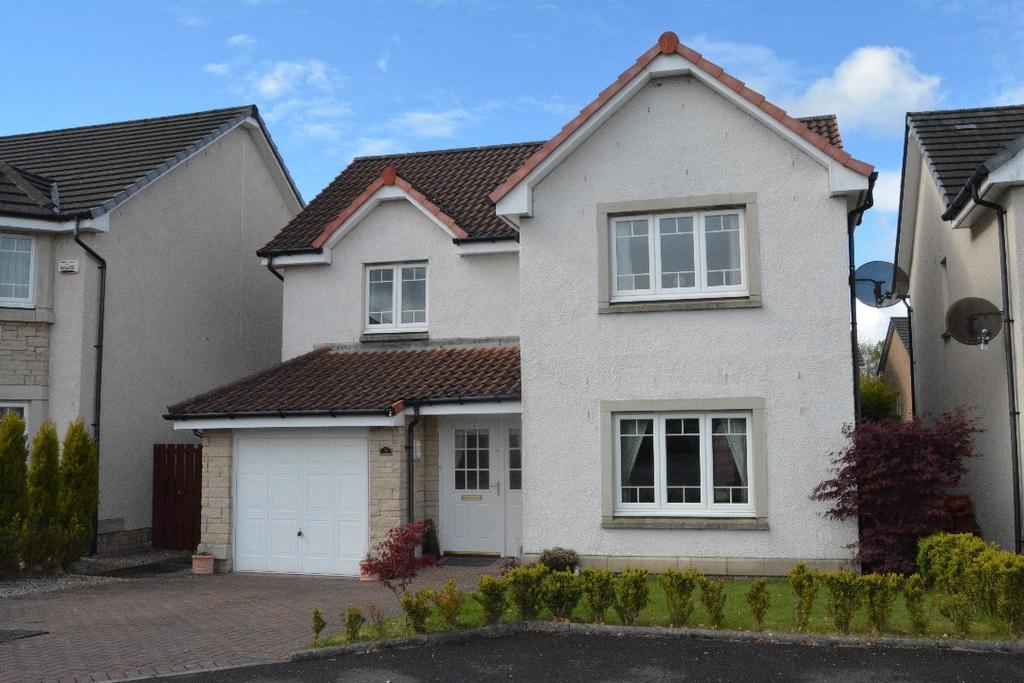 4 Bedrooms Detached House for sale in Bellsdyke Place, Larbert, Falkirk, FK5 4LZ