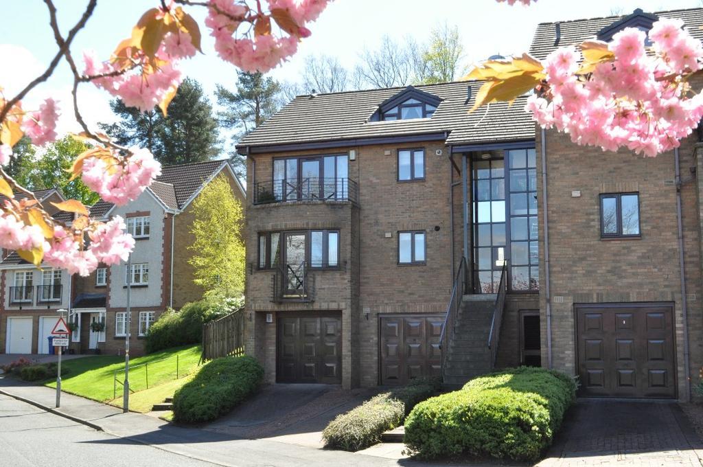 2 Bedrooms Flat for sale in Fernlea , Bearsden , East Dunbartonshire , G61 1NB