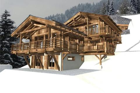 4 bedroom detached house  - Chalet With Magnificent View, Verbier, Valais