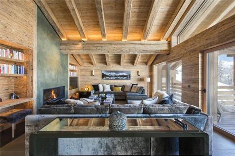 5 bedroom penthouse  - Chalet Aquila., Verbier, Valais