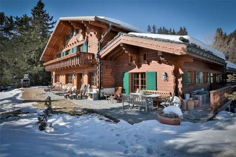 6 bedroom house  - Amazing Luxury Chalet, Crans-Montana, Sierre