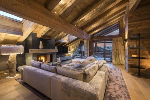 5 bedroom penthouse  - Duplex Penthouse, Verbier, Valais