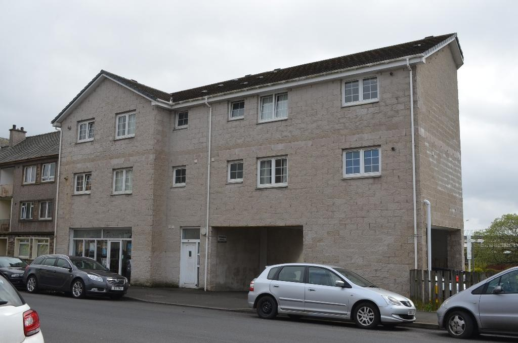 2 Bedrooms Flat for sale in Whinbrae Court, 14 East King Street, Helensburgh, Argyle Bute , G84 7QL