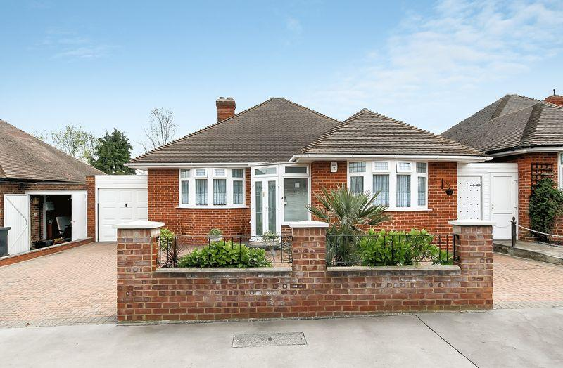 2 Bedrooms Detached Bungalow for sale in Inwood Close, Shirley