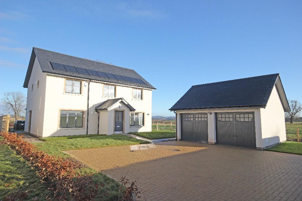 4 Bedrooms Detached House for sale in Plot 5 North Barns , Bankfoot, Perthshire, PH1 4DZ