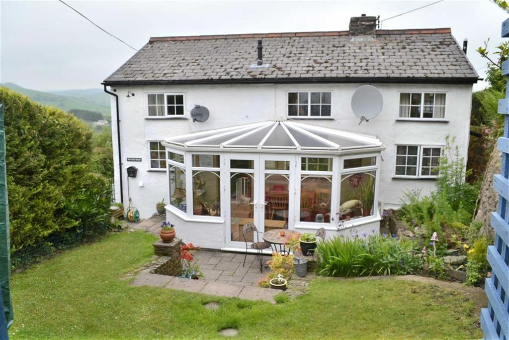 3 Bedrooms Cottage House for sale in Bwthyn Bach, Staylittle, Llanbrynmair, Powys, SY19