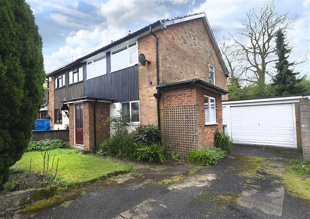 3 Bedrooms Semi Detached House for sale in 3, The Paddock, Codsall, Wolverhampton, South Staffordshire, WV8