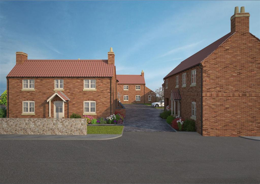 4 Bedrooms Farm House Character Property for sale in Chapel Farm Close, Elston, Newark