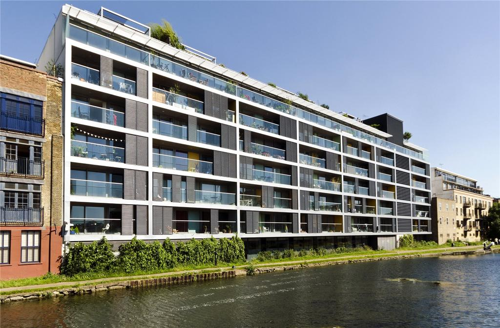 1 Bedroom Flat for sale in Candy Wharf, 22 Copperfield Road, London, E3
