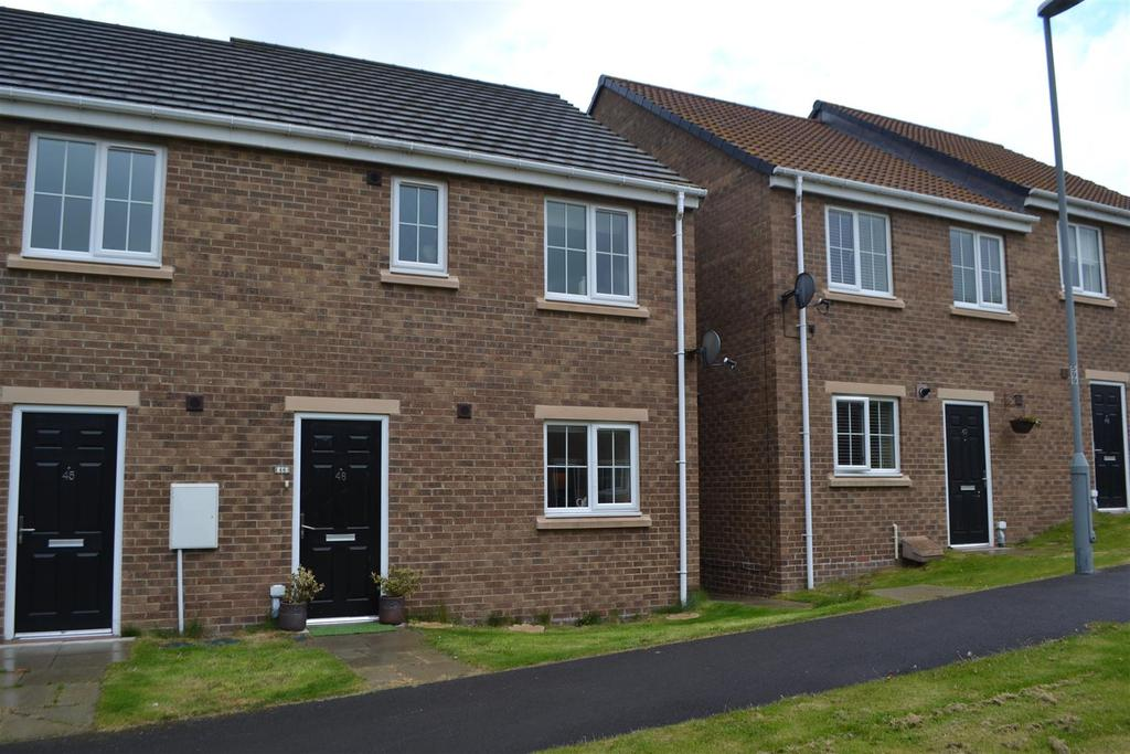 3 Bedrooms End Of Terrace House for sale in Finchale View, West Rainton, Houghton Le Spring