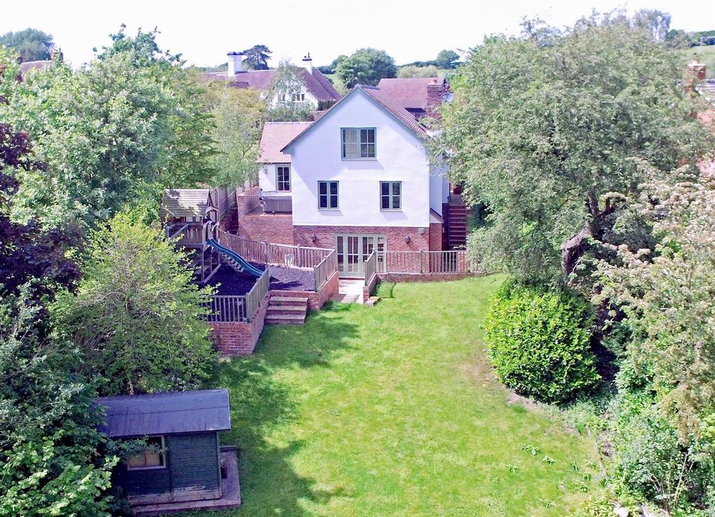5 Bedrooms Detached House for sale in Mirabelle, Birch Drive, Hanwood SY5 8RG