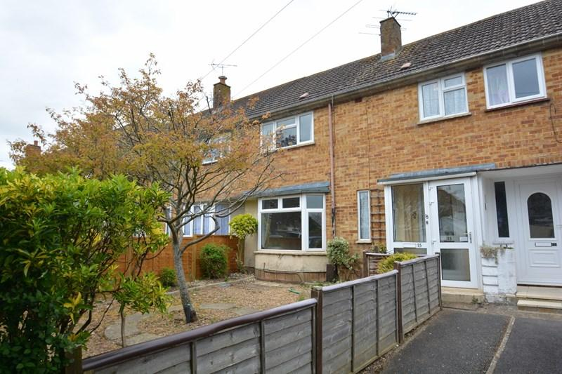 3 Bedrooms Terraced House for sale in Portway Close, Andover