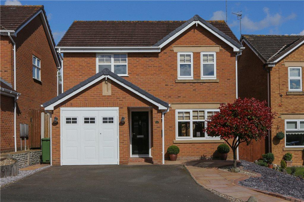 3 Bedrooms Detached House for sale in Andressy Mews, Bromsgrove, B61