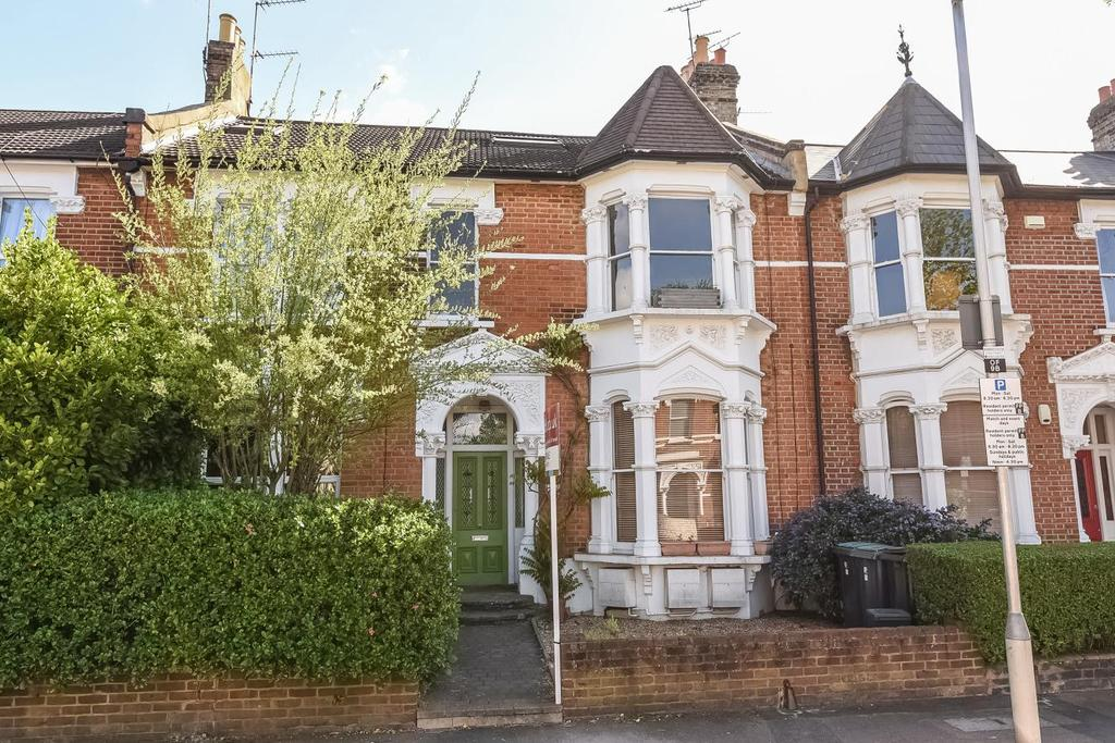 2 Bedrooms Flat for sale in Oakfield Road, Stroud Green