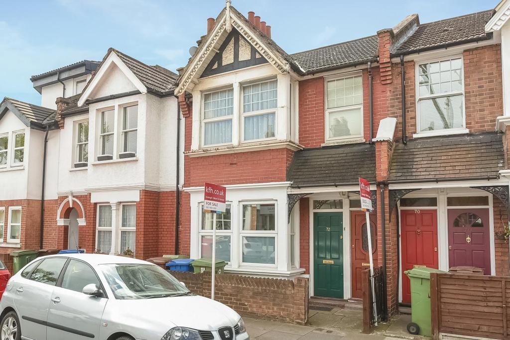 2 Bedrooms Flat for sale in Cheltenham Road, Peckham, SE15