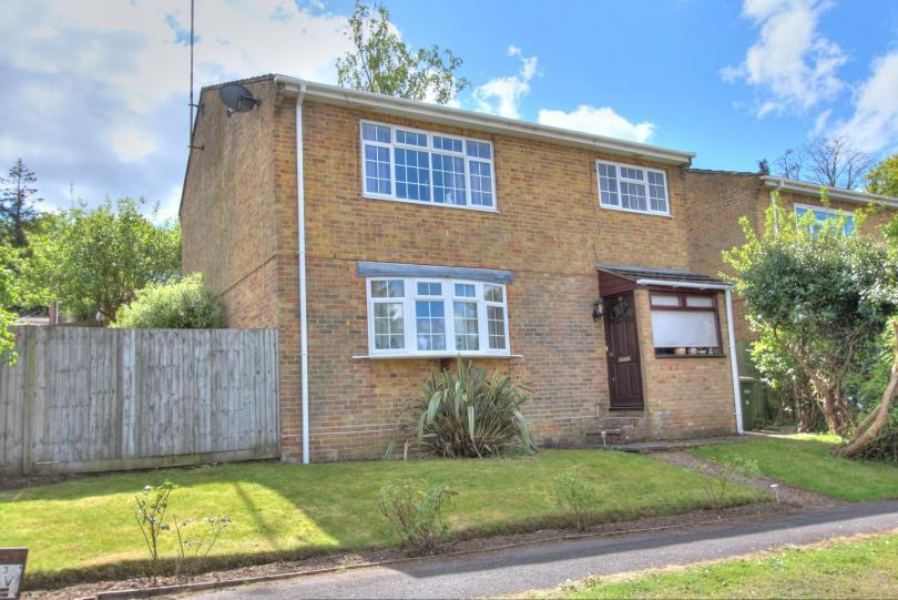 4 Bedrooms Detached House for sale in Westwood Gardens, Hiltingbury, Chandlers Ford