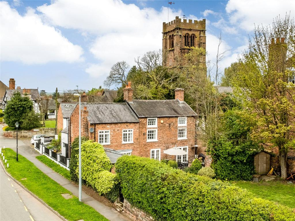 5 Bedrooms House for sale in Church Street, Tarvin, Chester