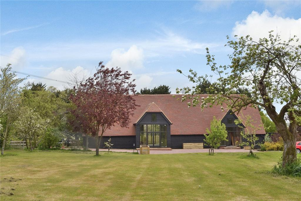 6 Bedrooms Detached House for sale in Great Sampford, Saffron Walden, Essex
