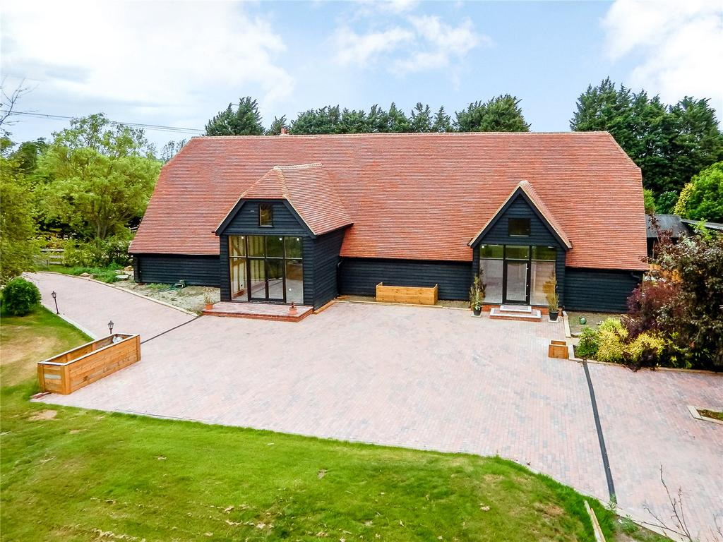 6 Bedrooms Detached House for sale in Great Sampford, Saffron Walden, Essex