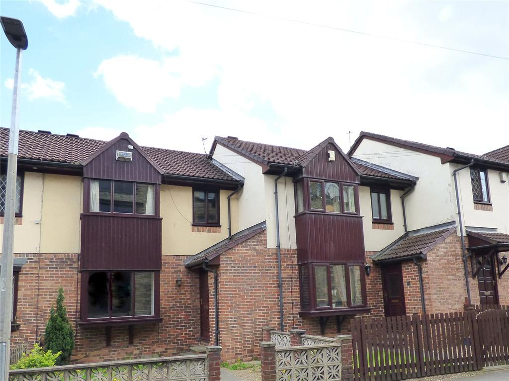 2 Bedrooms Terraced House for sale in Knowler Hill, Liversedge, WF15