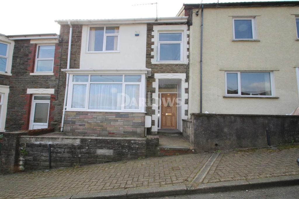 4 Bedrooms Terraced House for sale in Stow Hill, Treforest